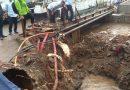 Asasta Geruduk Jembatan Dipo Ratu Jaya